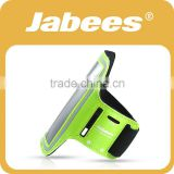 Adjustable size washable reflective strip cell phone armband for sport                                                                         Quality Choice