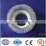 round type LED heat sink aluminium profile