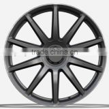 black machine face fit for 2015 S63 AMG 5 hole car wheel high copy 20 inch