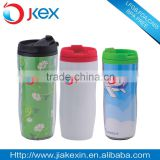 Promotional Double Wall DIY mug Stainless Steel Coffee Travel