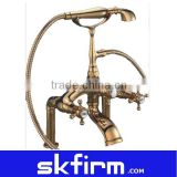 Bathroom Faucet Hot/Cold Shower Spray Hose