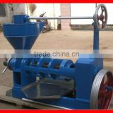 high quality rubber seeds oil press machine 100kg/h