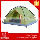 2-3 persons single layer auto open outdoor camping tent