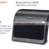 New arriving Wireless Bluetooth car hansfree for mobile phones Bluetooth Speaker used for Driving CB550