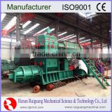 clay mud soil vacuum extruder brick machine /red clay brick making production line price