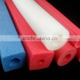 Boxing ring boxing equipment intermesh extruder pe heat shrink tubes expandable polyethylene foaming tube machinery