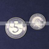 price of bronze coins,custom challenge coins, 2D logo, antique bronze plating, 1.25'' size