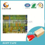 2014 Hot Sell Acrylic Coated Bopp Film