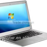 OEM ultra thin 14 inch laptop i7 from China factory with high cheap quality