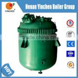 New technology hydrogenation reactor tanks and jacketed reactor from henan of china