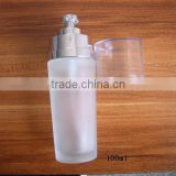 100ml lotion bottle for cosmetic package