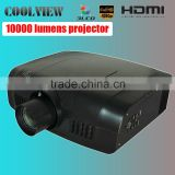 LAN control wifi support edge blending built in 3LCD Full HD HDMI DVI support wuxga 1920x1200 10000 lumens video projector