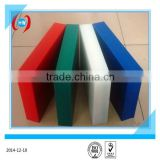 best quality hdpe board/high density polyethylene prices/ hdpe panel