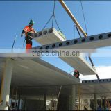 precast concrete wall panel molding machine for houses