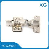 Furniture Cabinet Stainless Steel Hydraulic Hinge/Concealed Hinge Angel Hinge