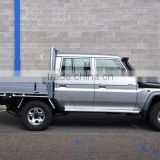 Aluminium toyota land cruiser pickup diesel tray body