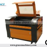 80w wedding paper box cutting laser machine G6090