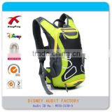Customize Super Light Rip Stop Cycling Backpack, Cycling Pack with 2L water bladder