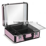 Vanity makeup case with light/touch switch/LED light tube/ can insert the battery D9523K