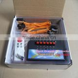 fireworks firing system/6 channel wireless remote firing system with safety fuse for consumer fireworks