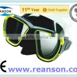 Multi Color Full Face Scuba Diving Mask Snorkel From Factory