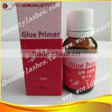 professional eyelash tool Korea strawberry flavor glue primer for eyelash extension