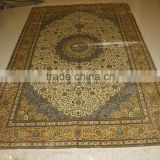 oriental iran silk carpets ,Turkish iranian knots handmade silkcarpets on sale                                                                         Quality Choice