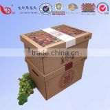 Accept Custom Order and Corrugated Board Paper Type B Flute Carton Box