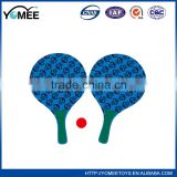 Top Quality Customized Price cheap beach racket set
