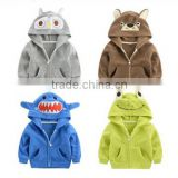 lovely small boys fleece coat winter baby clothes baby boy jackets kids winter coat