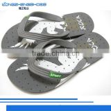 2014 new mens EVA sandals with die-cut printing style