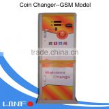 Coin change machine in games