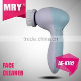 2016 OEM ODM Service Offered Face Massager Rotating Facial Cleansing Brush                                                                         Quality Choice