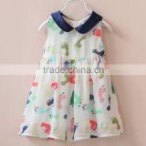 Wholesale children's boutique clothing Girls Dresses formal kids fashion dress for girls