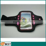 2015 New arrival Led sport armband for Samsung, for mobile phone sports armband, OEM sports armband