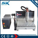 Mini lathe cnc router wood engraving machine 3030 4040 small router metal cutting machine price