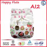 new hot happy flute ai2 baby reusable cloth diaper pul fabric diaper waterproof import products of vietnam