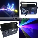 Hot sales Mini lazer Projector rgb full color Red &Green&blue DJ Disco Light Stage Xmas Party Laser Lighting Show with sd card
