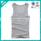 Hot Sale ! T-Shirt Clothes Factories Blank Man Causal Vest (lyt-04000312)