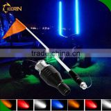 long sizes antenna types fiber optic car light with flag 4ft 5ft 6ft car parts long range car antenna