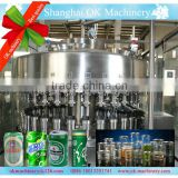 Automatic 2 in 1 pet metal aerosol soda can filling machine (CC6)                                                                         Quality Choice