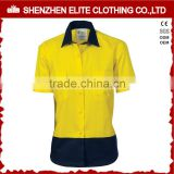 high quality women oil refinery oil field work wear