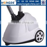 HDG601A made in china Hongde PP wholesale 1500W laundry machine for business suit handhold best vertical steam iron