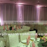 Pipe and drape Wall drape for Banquet decoration,Portable Pipe and drape backdrop for events