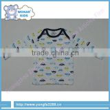 Soft Cotton Custom Tshirt For Children Personalized Long Sleeve Baby Tshirt