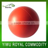 Promotional 7cm Colored Soft Foam PU Antistress Ball