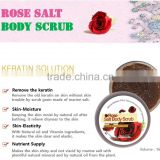 Homerose Rose Salt Body Scrub