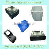 2015 Top Quality OEM 2D 3D Plastic Injection Custom Mould