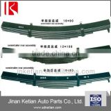 High quality truck trailer semi trailer leaf spring leaf spring for semi trailer suspension