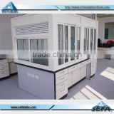 Chemistry Lab Apparatuses Laminar Flow Hood Laboratory Ventilation System Design Industrial Fume Hood